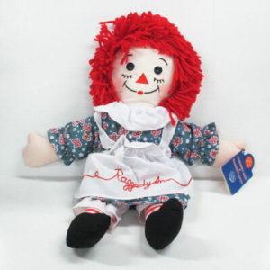 布人形、アン
